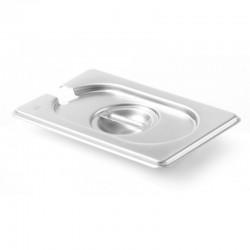 Gastronorm Deksel met lepeluitsparing 1/9  Kitchen Line