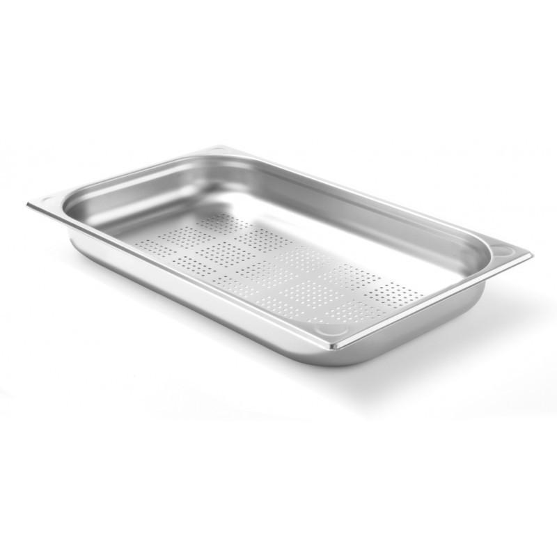 Gastronormbak 1/1 65mm Kitchen Line, geperforeerd