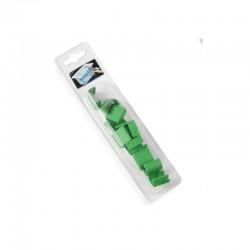 HACCP Voorraaddoos deksel clips Groen
