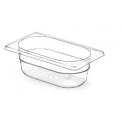 Gastronormbak 1/9 65mm Tritan BPA vrij