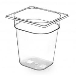 Gastronormbak 1/6 200mm Tritan BPA vrij