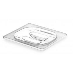 Gastronorm Deksel 1/6 Tritan BPA vrij