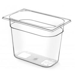 Gastronormbak 1/4 150mm Tritan BPA vrij