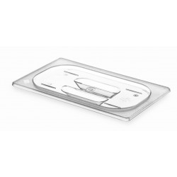 Gastronorm Deksel 1/4 Tritan BPA vrij