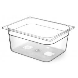 Gastronormbak 1/2 150mm Tritan BPA vrij