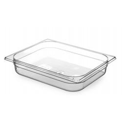 Gastronormbak 1/2 65mm Tritan BPA vrij