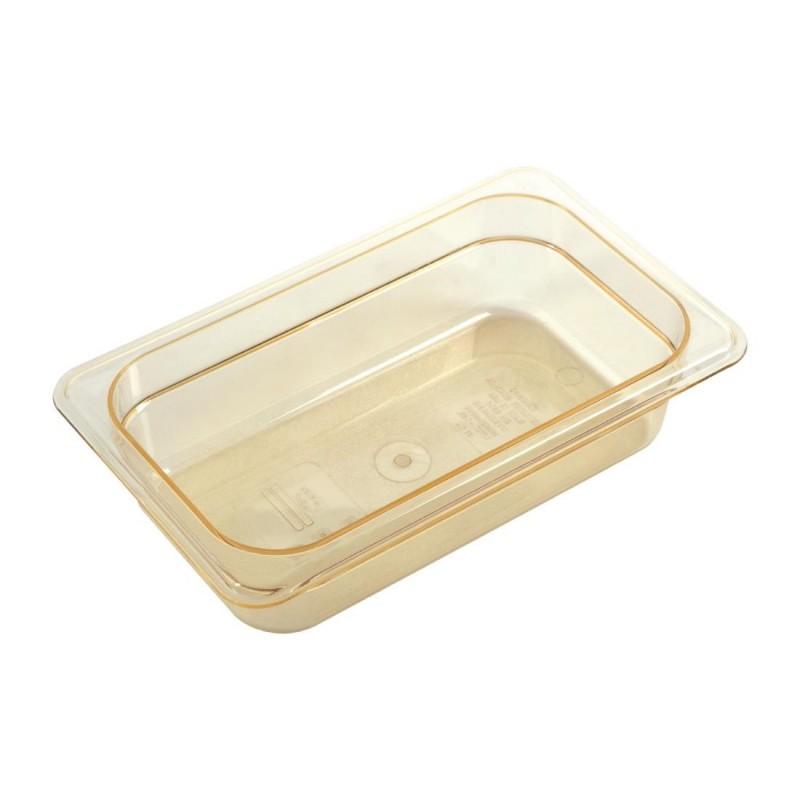 Hittebestendige Gastronormbakken 1/4 65mm diep