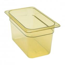 Gastronormbak Hittebestendig 1/4 150mm diep